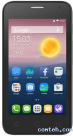 Смартфон Alcatel 4024D One Touch Pixi First Gold