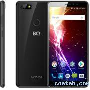 Смартфон BQ-Mobile Advance Black (BQ 5500L***)