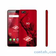 Смартфон BQ-Mobile Advance Red ФК Спартак-Москва (BQ 5500L***)