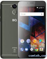 Смартфон BQ-Mobile Strike Power Max Mint Grey (BQ-5594***)