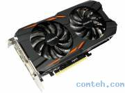 Видеокарта Nvidia GeForce GTX 1050 2 ГБ GDDR5 Gigabyte GV-N1050WF2OC-2GD***