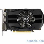 Видеокарта Nvidia GeForce GTX 1650 4 ГБ GDDR5 Asus PH-GTX1650-O4G (90YV0CV0-M0NA00***)