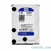 Жесткий диск 2 ТБ Western Digital Blue (WD20EZRZ***)