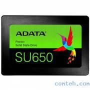 Накопитель SSD 120 ГБ A-Data Ultimate SU650 (ASU650SS-120GT-R***)