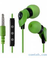 Гарнитура вставные (earbuds) Defender Pulse 455 (63455***)
